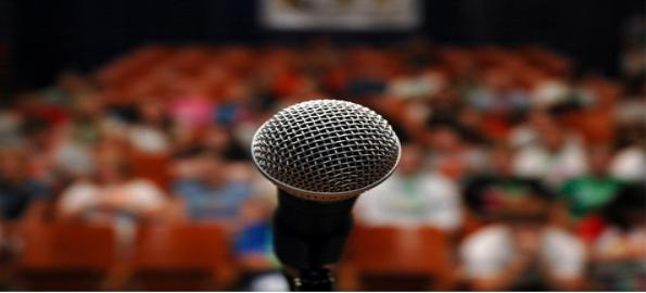 how to public speaking