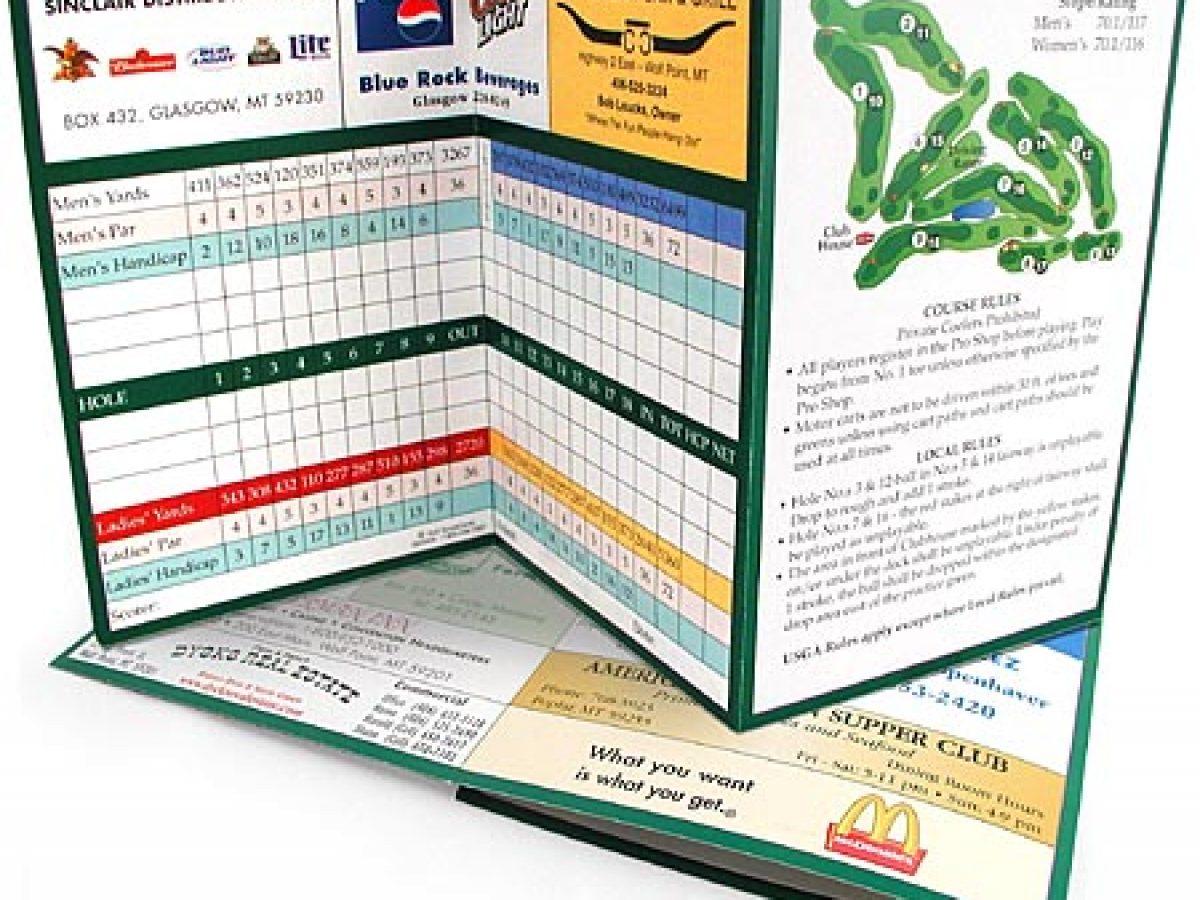 Free group golf handicap programs