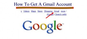 How To Get A Gmail Account