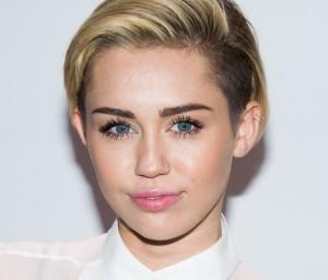 Miley Cyrus Closeup