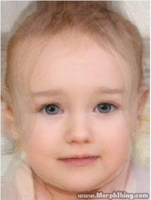 morphing baby pics