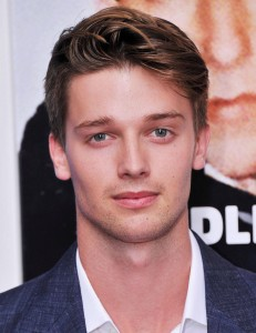 Patrick Schwarzenegger Close-Up