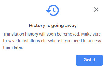 google-translation-history-going-away